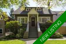 Kitsilano House for sale:  4 bedroom 2,381 sq.ft. (Listed 2018-04-30)